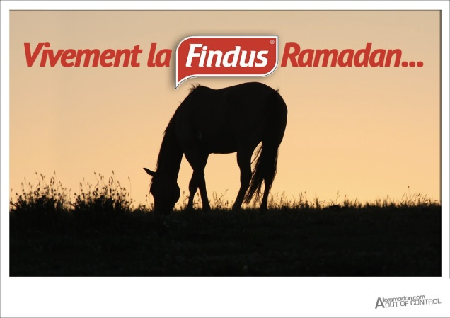 Vivement la Findus Ramadan