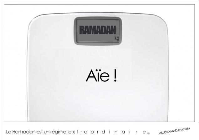 Ramadan & Régime